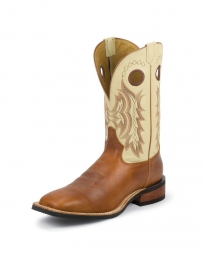 Tony Lama® Men's Americana Suntan Rebel Boots