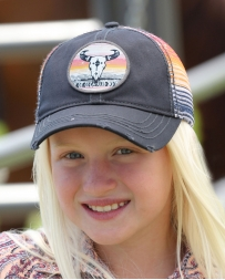 Cruel® Girls' Steer Serape Cap