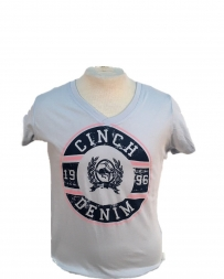 Cinch® Ladies' Vneck T Shirt