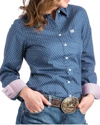 Cinch® Ladies' Stripe Shirt