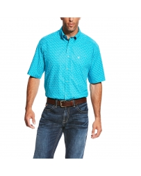 Ariat® Men's Short Sleeve Print Shirt