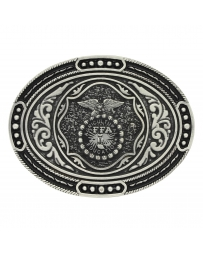 Montana Silversmiths® Classic FFA Antiqued Attitude Buckle