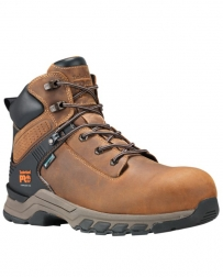 "Timberland PRO® Men's Hypercharge 6"" Comp Toe Work Boots"
