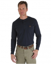 Riggs Workwear® By Wrangler® Men's Long Sleeve Henley - Big