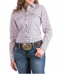 Cinch® Ladies' Print Shirt