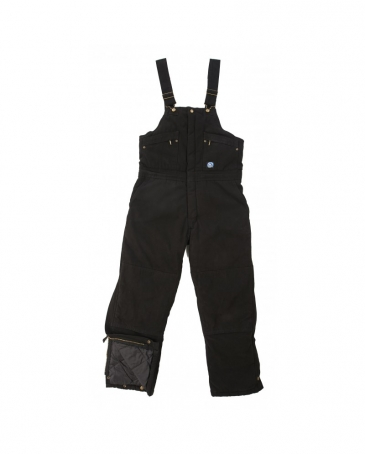 Polar King by Key® Men's Premium Insulated Waist Zip Bib Overall