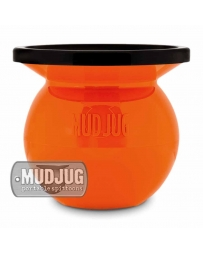 MudJug Classic Orange Spittoon
