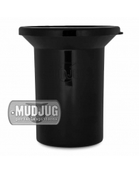 MudJug Black Roadie Spittoon