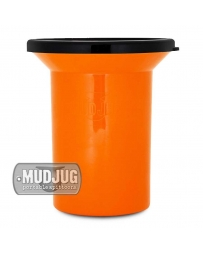 MudJug Orange Roadie Spittoon