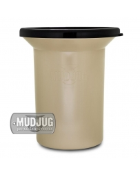 MudJug Tactical Tan Roadie Spittoon