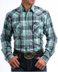 Cinch® Men's Modern Fit Plaid