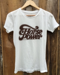 Bandit Brand® Ladies' Horse Power Tee