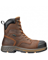 "Timberland PRO® Men's Helix HD Waterproof 8"" Soft Toe"