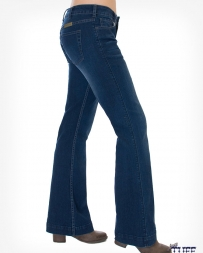Cowgirl Tuff® Ladies' Just Tuff Trouser Jean