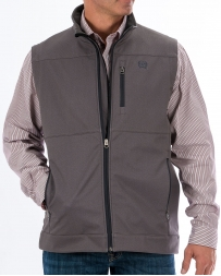 Cinch® Men's Grey Bonded Vest