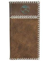 Hooey® Men's Whipstitch Rodeo Wallet
