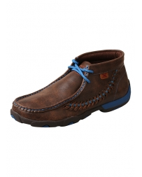 Twisted X Boots® Ladies' Driving Moc Multi Pattern Toe