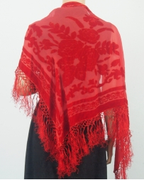 Kathy Jolly® Ladies' Velvet Shawl