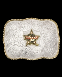 Montana Silversmiths® Men's PBR Buckle