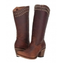 Corral Boots® Ladies' Brown Woven J Toe Boot