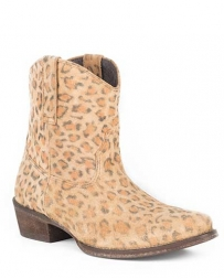 Roper® Ladies' Snip Toe Cheetah Boot