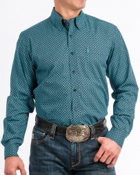 Cinch® Men's Modern Fit Long Sleeve Button Shirt