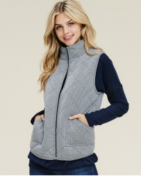 Staccato Ladies' Mini Herringbone Vest