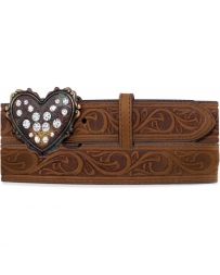 Girls' Lil' Cowgirl's Heart Belt