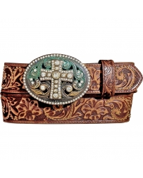 Justin® Boots Ladies' Vintage Cross Belt