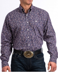 Cinch® Men's Classic Paisley Shirt