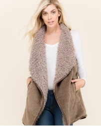 Fashion Wholesaler® Ladies' Fur Vest