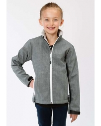 Roper® Girls' Soft Shell Jacket