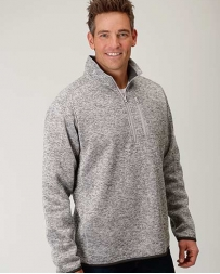 Stetson® Men's 1/4 Zip Pullover