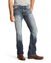 Ariat® Men's M5 Low Rise Straight Leg Jeans