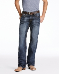 Ariat® Men's M5 Slim Madison Stretch Boot Cut Jeans