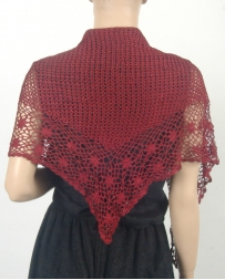 SARO® Shawl Crochet By Hand