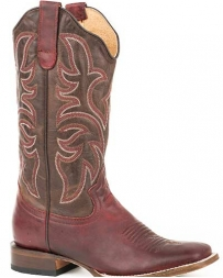 Roper® Ladies' Frozen Burnish Wine Boot