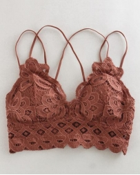 Wishlist® Ladies' Scalloped Lace Bralette