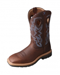 Twisted X Boots® Men's Lite Cowboy Work Boot - Steel Toe