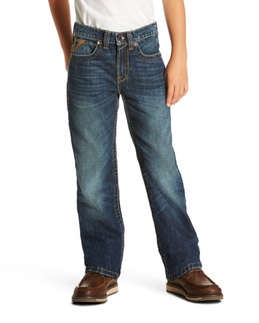 Ariat® Boys' B5 Falcon Cyclone Jean