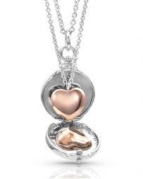 Montana Silversmiths® Ladies' Every Second Counts Locket