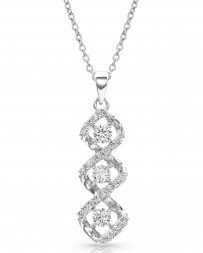 Montana Silversmiths® Ladies' Lassoed Starlight Necklace