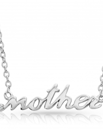 Montana Silversmiths® Ladies' Written Mother Necklace