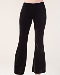 Vocal® Ladies' Velvet Bell Bottoms Pants