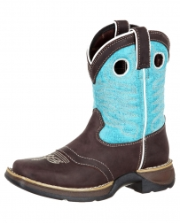 Durango® Kids' Lil' Rebel Western Saddle Boots