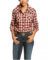 Ariat® Ladies' R.E.A.L Marvelous Snap Shirt