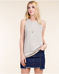 Vocal® Ladies' Sleeveless Key Hole Back