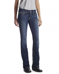 Ariat® Ladies' Rosy Whip stitch Boot Cut Jean
