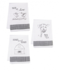 Modern Farm Kitchen Towels