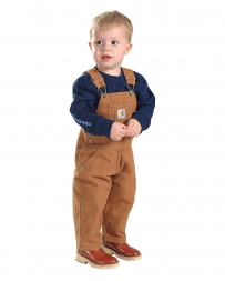 Carhartt® Kids' Bib Overall Lined - Child